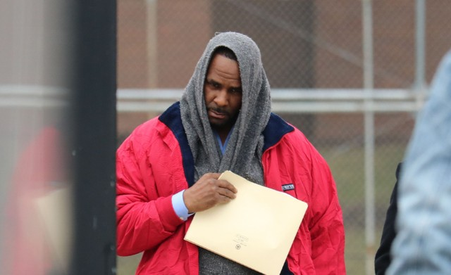 R. Kellys Get Out of Jail Free Card