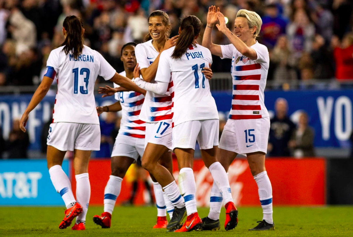 The United States women's national team has taken themselves to court to dispute discrimination in their sport.