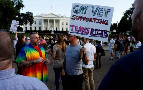 Trump's Transgender Military Ban Now in Effect