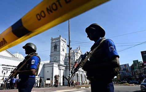 A minor explosion has occurred near Sri Lanka's capital city of Colombo. No casualties have been reported.