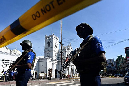 A minor explosion has occurred near Sri Lankas capital city of Colombo. No casualties have been reported.