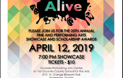 The 25th Annual Arts Alive Showcase