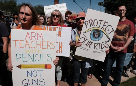 Lawmakers Want to Arm School Teachers