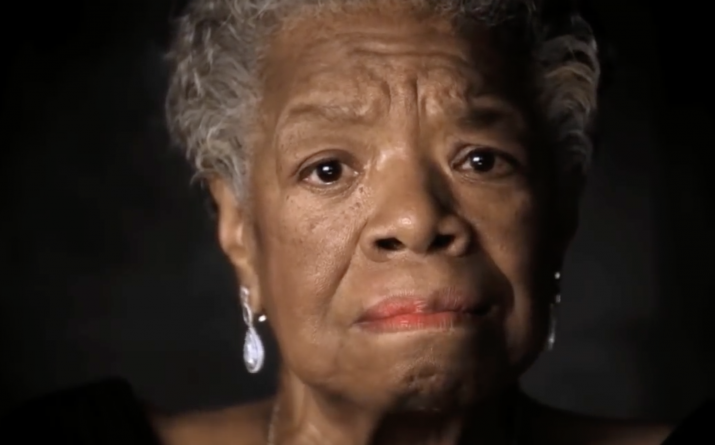 New+Video+of+Maya+Angelou+Resurfaces+and+Sparks+Debate+About+Respect