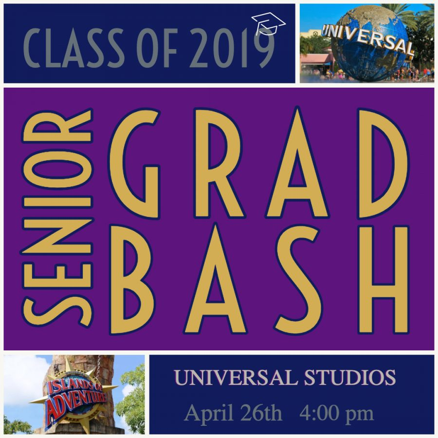 OCSA+and+Universal+Studio%27s+2019+Senior+GradBash%2C+Friday%2C+April+26th%21