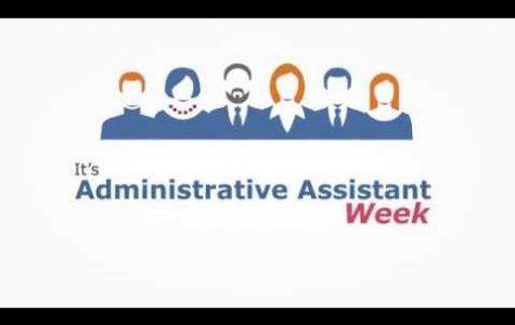 OCSA's Own Administrative Assistant Week