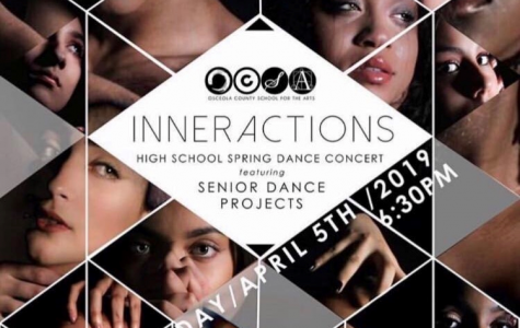 Inneractions: this Year's Spring Dance Concert