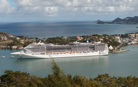 Cruise Ship Reportedly Quarantined on Account of Measles Outbreak