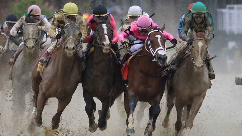 Kentucky+Derby+Race+Horse+%27Maximum+Security%27+Gets+Disqualified