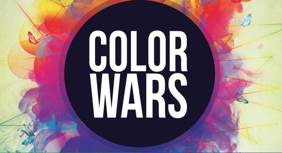 Color Wars changed its name and its meaning for OCSA students new and old.(Photocred:bcnazarene)