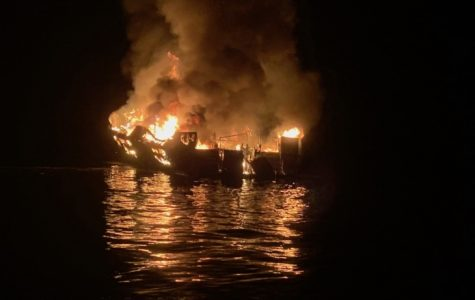 34 Killed in a Dive Boat Fire