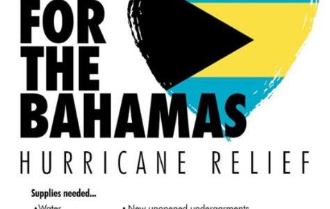BSU Bahamas Hurricane Relief