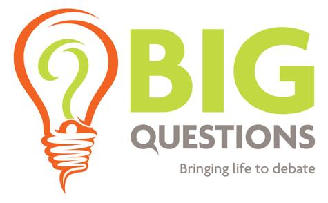 Big Questions Debate is Tomorrow!