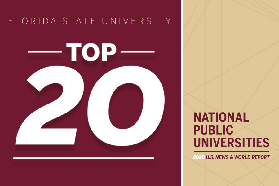 Florida State University celebrates the news of being one of America's best colleges to attend for students or future applicants. Photo Credits: www.news.fsu.edu