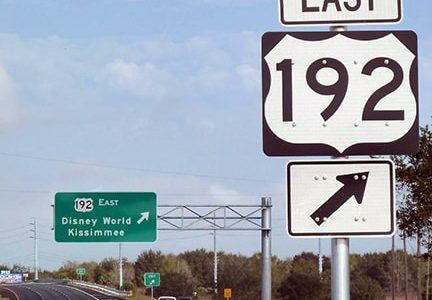 Unidentified Body Found on US Route 192