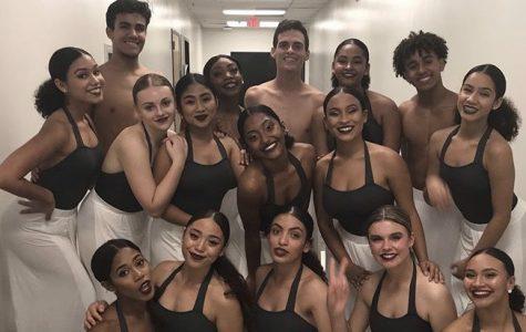 OCSA Dance Majors Perform at New World