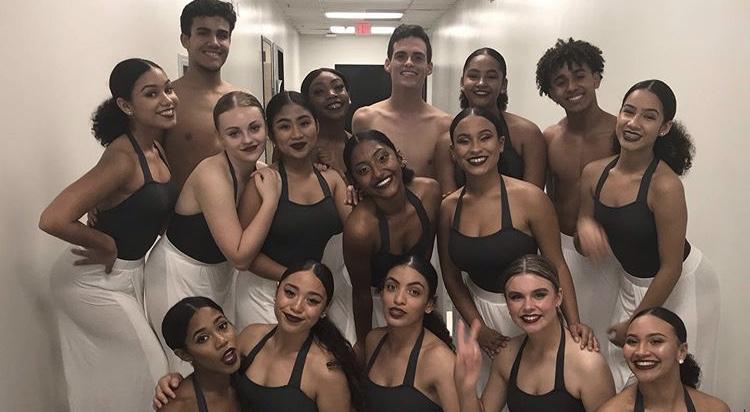 OCSA+dance+majors+in+Miami.