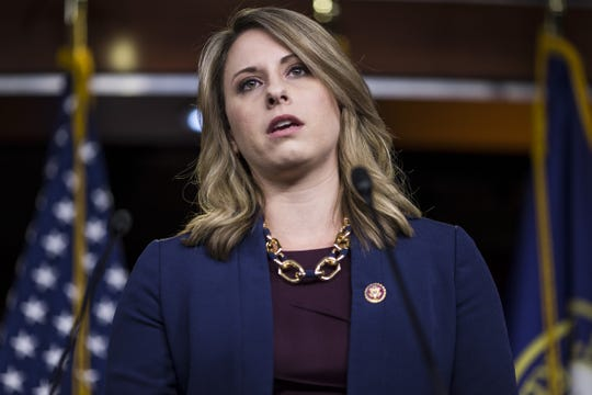Katie Hill will resign from Congress following the House Ethics Committee's investigation.