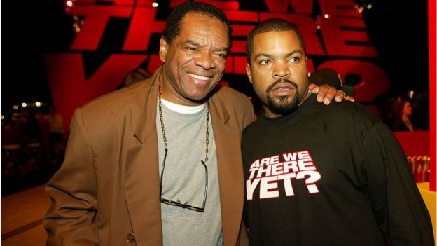 Witherspoon played Ice Cube's father