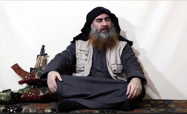 Abu Bakr al-Baghdadi, former leader of the Islamic State, died in Sunday military raid.