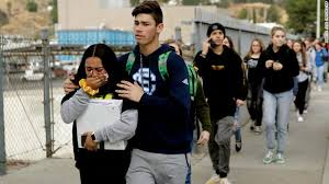 A male student opened fire at a Southern California high school, killing two and wounding four others.