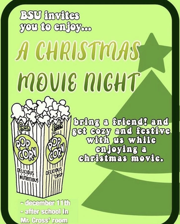 BSU Movie Night Features