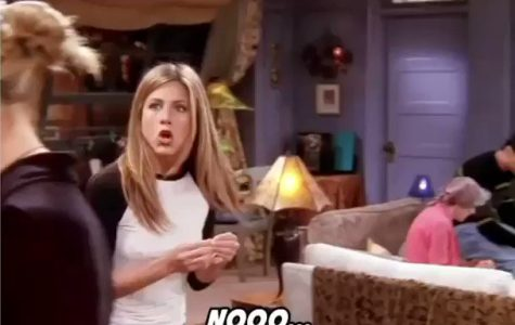 """The One Where We Have To Say Goodbye"" to Friends on Netflix"