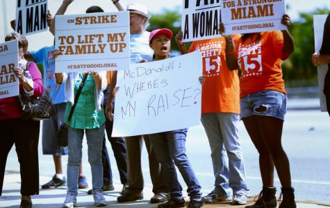 Potential Gradual Minimum Wage Raise in Florida to $15