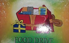 NHHS food drive