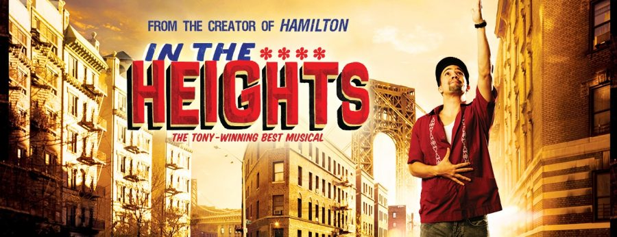 In the Heights Auditions Coming Up!