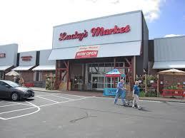 Image of Lucky's Market taken from flickr.com