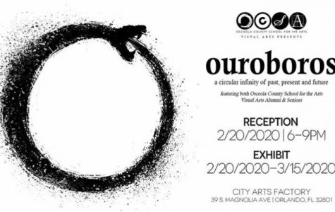 Ouroboros: The 2020 Senior Art Show