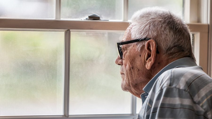 The elderly are particularly vulnerable to loneliness, social isolation and other mental health problems that may arise from long-term social distancing during the coronavirus pandemic.