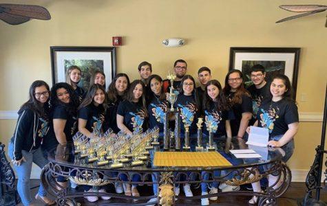 Spanish Honors Society at FSSC