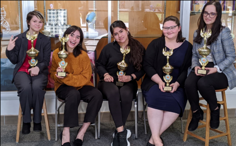 Debate Students at OCSA Secure a Spot at Nationals