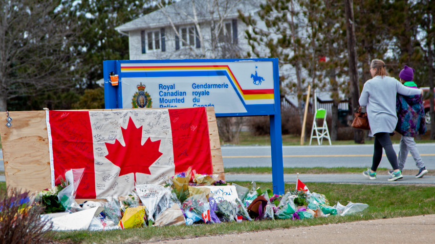 Nova Scotia Shooting: Worse Shooting in Canada in Recent History