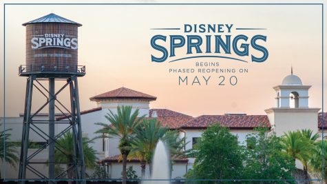 Image of Disney Springs taken from their official website