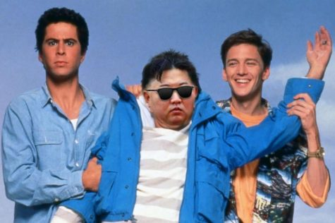 Weekend at Kim Jong-Un