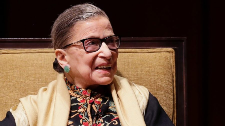 On September 18, 2020, Associate Justice of the Supreme Court Ruth Bader Ginsburg died due to complications caused by metastatic pancreatic cancer.