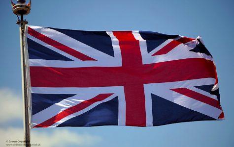 Image of the UK flag.