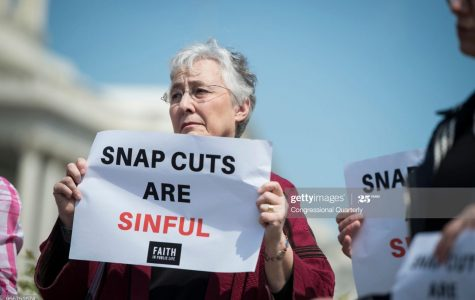 Many are unhappy about President Trump's attempts to cut SNAP.