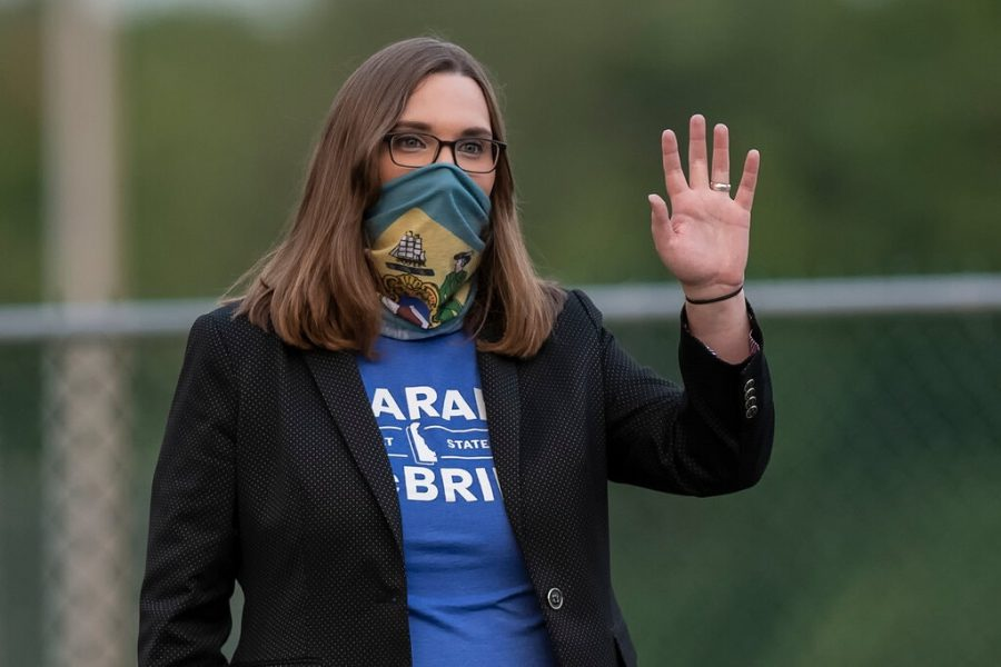 Sarah+McBride+is+slated+to+become+the+nations+highest-ranking+openly+transgender+official+after+winning+her+election+to+become+a+Delaware+State+Senator+on+November+3rd%2C+2020.+