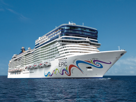 Norwegian Cruise Line.