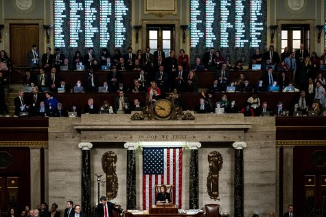 In December 2019, the US House of Representatives voted in favor of the impeachment of President Trump.