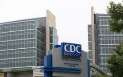 A photo of the CDC building.