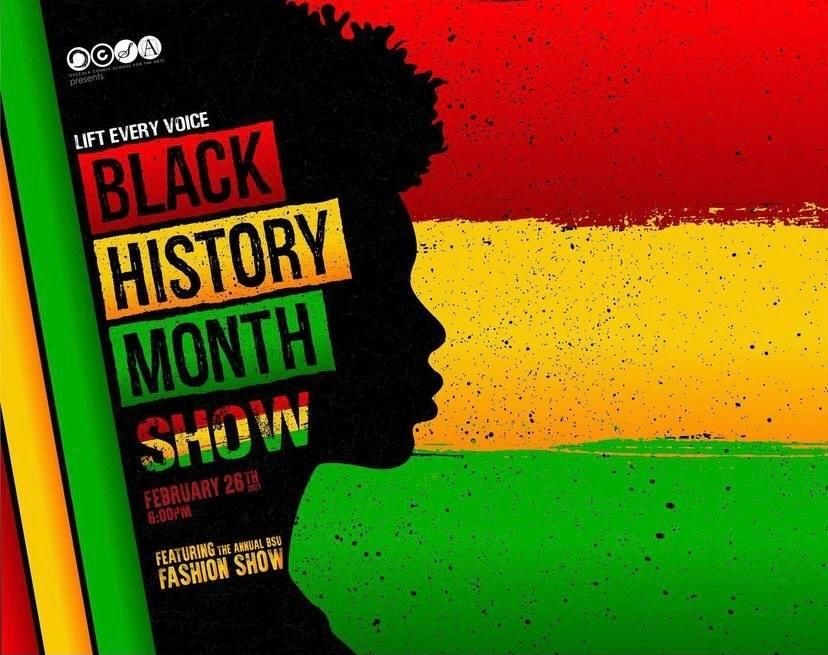 Advertisement for the BSU showcase 20201 found on official Instagram @ocsabsu.
