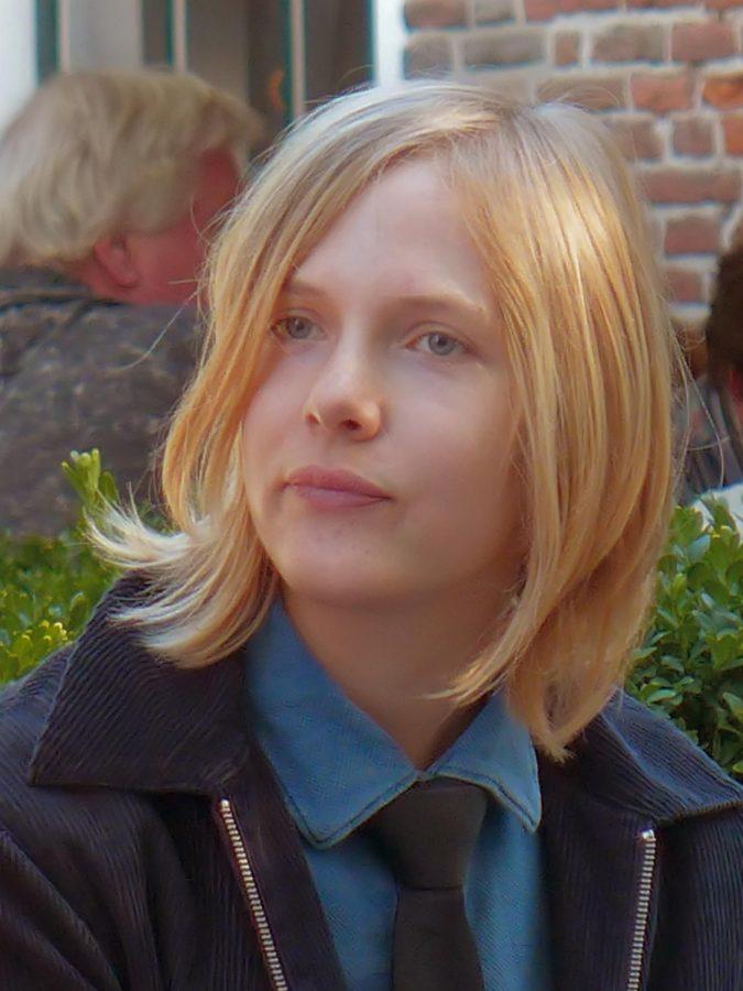 Marieke+Lucas+Rijneveld%2C+Amanda+Gormon%27s+former+Dutch+translator.+