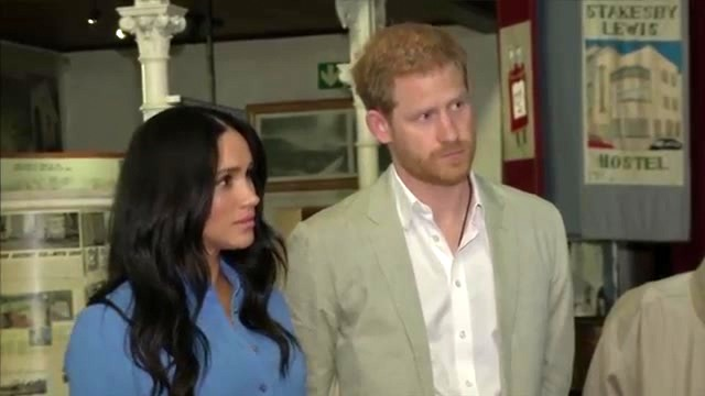 Prince Harry and Meghan Markle came forward with their story: Here's how the royal family responded.