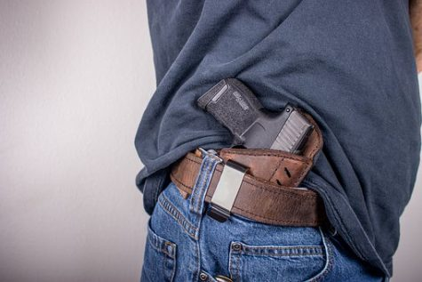 Florida bill would allow citizens to carry concealed guns to churches.