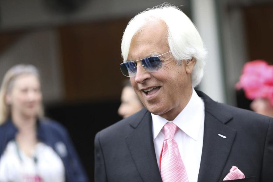 Bob Baffert's horse Medina Spirit, winner of the Kentucky Derby, was found to have betamethasone in his system after a postrace drug test, possibly invalidating the horses win.